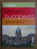 Anticariat: Ghid turistic, Budapesta. Ghid complet al celor mai bune locuri din orase: restaurante, hoteluri, magazine si muzee