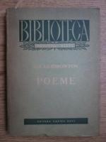 Mihail Lermontov - Poeme