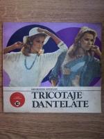 Anticariat: Smaranda Sburlan - Tricotaje dantelate