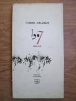 Anticariat: Tudor Arghezi - 1907 peizaje