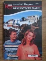 Anticariat: Annabel Dupont - Descantecul marii