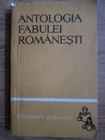 Anticariat: Antologia fabulei romanesti