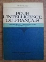 Aristita Negreanu - Pour linteligence du francais