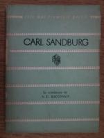 Anticariat: Carl Sandburg - Versuri