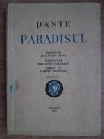 Dante - Paradisul (1939, ilustratii de Mac Constantinescu)