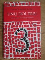 David Berlinski - Unu, doi, trei. Matematica absolut elementara