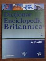 Anticariat: Dictionar Enciclopedic Britannica, ALC-ANT, nr. 2