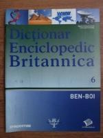 Anticariat: Dictionar Enciclopedic Britannica, BEN-BOI, nr. 6