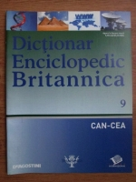 Anticariat: Dictionar Enciclopedic Britannica, CAN-CEA, nr. 9