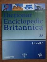 Anticariat: Dictionar Enciclopedic Britannica, LIL-MAC, nr. 28