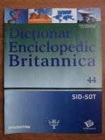 Anticariat: Dictionar Enciclopedic Britannica, SID-SOT, nr. 44