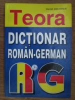 E. Sireteanu, I. Tomeanu - Dictionar roman-german