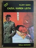 Anticariat: Ellery Queen - Cazul Karen Leith