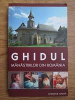 Anticariat: Gheorghita Ciocioi, Amalia Dragne, Mihaela Voicu - Ghidul manastirilor din Romania (lipsa harta)