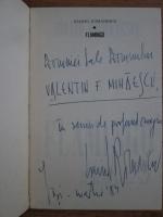 Ioanid Romanescu - Flamingo (cu autograful autorului)