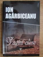 Anticariat: Ion Agarbiceanu - Pagini alese