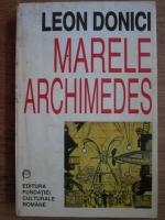 Leon Donici - Marele Archimedes