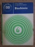 Anticariat: Maria Rabega, Constantin Rabega - Biochimia
