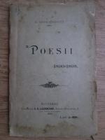 N. Ionin Ionovitz - Poesii 1890-1898