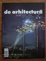 Revista de arhitectura, nr. 34, Proiecte