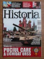 Anticariat: Revista Historia anul XI, nr. 116, august 2011