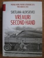 Svetlana Aleksievici - Vremuri second hand