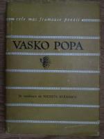 Anticariat: Vasko Popa - Versuri