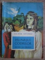 Anticariat: Victor Eftimiu - Paunasul codrilor
