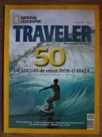 Anticariat: 50 de locuri de vazut intr-o viata (colectia National Geographic Traveler, nr 5)