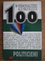 Anticariat: B. Jordan, Alexander Lenz - 100 de personalitati ale secolului. Politicieni