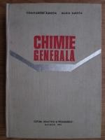 Constantin Rabega, Maria Rabega - Chimie generala
