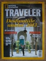 Anticariat: Destinatiile anului 2013 (colectia National Geographic Traveler, nr 16)