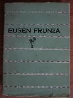 Anticariat: Eugen Frunza - Poezii