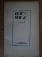 Anticariat: Georges Duhamel - Nuvele