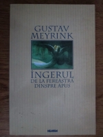 Anticariat: Gustav Meyrink - Ingerul de la fereastra dinspre apus