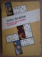 Anticariat: John Braine - Drumul spre inalta societate