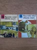 Anticariat: Mariana Ionescu - Secrete mici, efecte mari (2 volume)