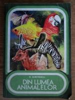 Anticariat: Marin Dumitrescu - Din lumea animalelor. Culegere de texte