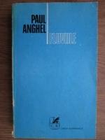 Anticariat: Paul Anghel - Fluviile