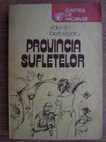 Anticariat: Valentin Berbecaru - Provincia sufletelor