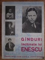 Anticariat: Victor Craciun, Petre Codrea - Ganduri inchinate lui Enescu
