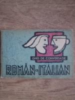 Anticariat: Virgil Ani - Ghid de conversatie roman-italian