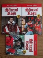 Alexandre Dumas - Sfinxul rosu (3 volume)