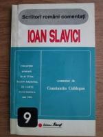 Constantin Cublesan - Ioan Slavici