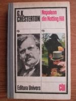 Anticariat: G. K. Chesterton - Napoleon din Notting Hill