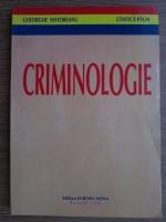 Anticariat: Gheorghe Nistoreanu - Criminologie