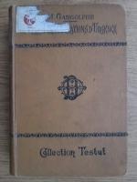 L. Testut - Nouvelle bibliotheque de l`etudiant en medecine