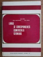 Lucia Berciu, Popescu Lucia - Limba si corespondenta comerciala germana