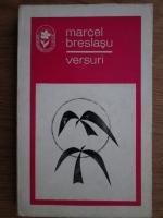 Anticariat: Marcel Breslasu - Versuri