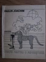 Anticariat: Paulin Joachim - Oratie pentru o re-nastere
